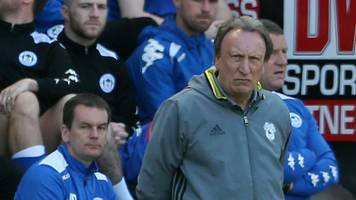 Neil Warnock: Qualifying for 2017-18 play-offs would be 'massive' for Cardiff City