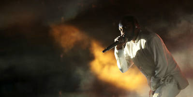 Kendrick Lamar's <i>DAMN.</i> Hits No. 1 With Biggest Sales Week of 2017