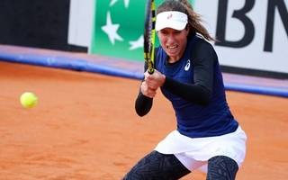 konta hits back at romanian claims in nastase fed cup row