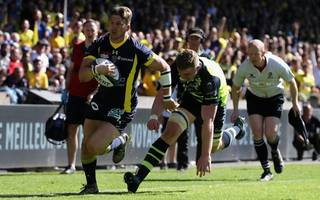 strettle sets up sarries reunion as clermont reach euro final