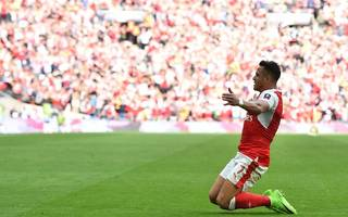 wenger delight as sanchez fires arsenal into fa cup final