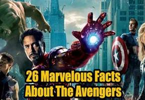 26 fascinating facts about the avengers movie