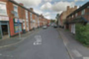 Two arrested after drugs raid at home in Fleet Street, Derby