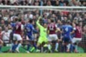 birmingham city beaten by aston villa in harry redknapp's first...