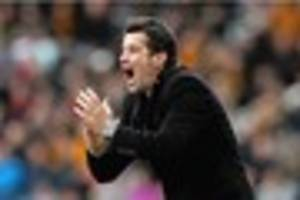 hull city boss marco silva says 'i told my players at half-time...
