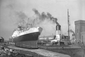 shipshape & bristol fashion: nine fascinating pictures of our maritime past