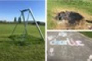 the 'good, the bad and the ugly' ways people use parks in...