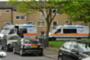 Man, 20, STILL critical after suspected stabbing in Leicester