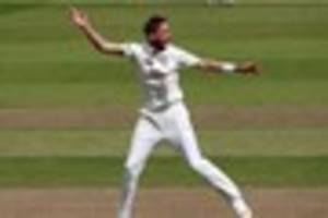 broad's mad celebration and asking for the forest score shows...