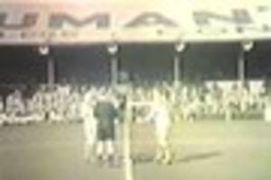 Part 6: Classic football action footage from Blundell Park