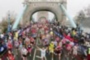 london marathon 2017: these are the road closures and public...