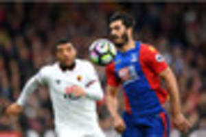 one change for crystal palace for liverpool clash at anfield