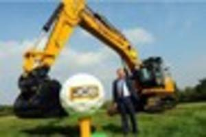 swing kings set to tee off at state-of-the-art jcb golf academy