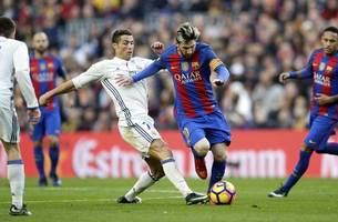 soccer: messi's 500th barca goal sinks real madrid in thriller