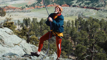 Meet the man who has been climbing Devils Tower for 45 years; video