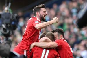 Aberdeen floored Hibs with a Scottish Cup sucker-punch but the losing side deserve plaudits