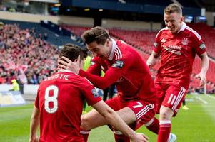 ryan christie banking on rangers win against celtic so he can play for aberdeen in scottish cup final