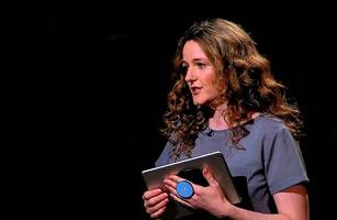 scottish inventor's gadget snapped up by apple after dragon's den investors snubbed her
