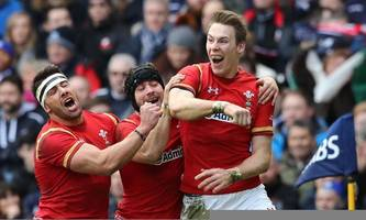the welshman being tipped to light up the british and irish lions tour this summer