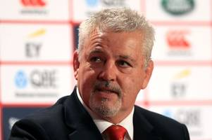 The key Lions Warren Gatland must keep fit for the Test series against New Zealand