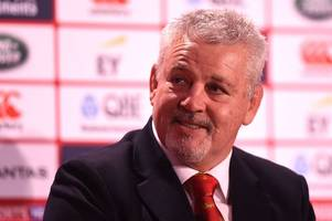 Warren Gatland reveals how Lions plan to deal with players drinking on tour of New Zealand