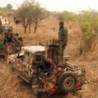 two nigerian army generals escape boko haram mines