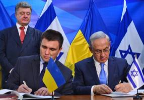 ukrainian pm to visit israel as anger over anti-settlement un resolution subsides