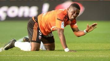 Ghana's Majeed Waris targets French Ligue 1 survival with Lorient