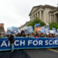 advocates fan out in global show of support for science