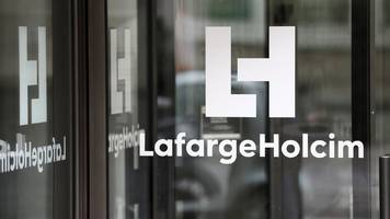 LafargeHolcim chief steps down after Syria investigation