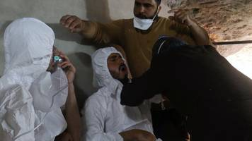 US imposes 'sweeping' Syria sanctions over 'chemical' attack