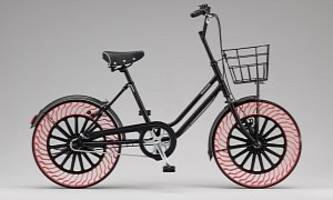 Airless Tires Make Another Appearance As Bridgestone Plans a Model For Bikes