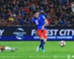 Poor refereeing overshadows gripping JDT-Pahang FA Cup encounter