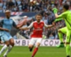 ramsey: every game is a cup final for arsenal