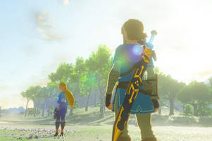 Fan brings to life a 2D version of Nintendo's  'Zelda: Breath of the Wild'