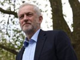 corbyn is branded a 'security risk' over nuclear weapons