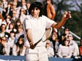 game is up for ilie nastase