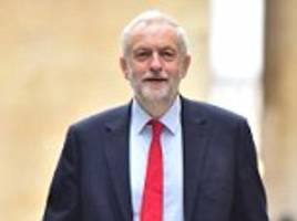 Jeremy Corbyn fights to avert election wipeout in Scotland