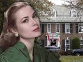 The scandalous past of Grace Kelly's childhood home