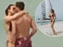 Last pictures of pregnant Ferne McCann and Arthur Collins