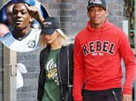 anthony martial dons man utd colours ahead of derby match