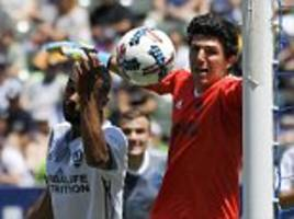 Ashley Cole scores own goal as Los Angeles Galaxy lose
