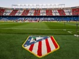 Atletico Madrid in court to challenge FIFA transfer ban