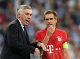 philipp lahm desperate to win german cup before retiring