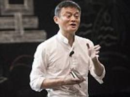 jack ma says the best ceo will be a robot in 30 years