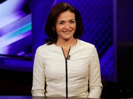 sheryl sandberg on tragically losing her husband: 'i'm a different person now'