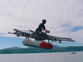 The newest flying car is backed by Larry Page — and you can buy it for $2,000 by the end of the year