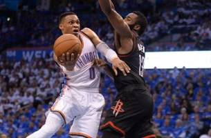 Rockets can close out Thunder with Game 5 victory