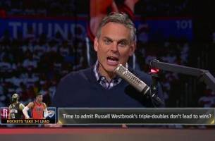 Russell Westbrook should 'move to happiness' - Here is why | THE HERD