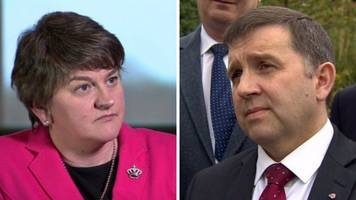 foster 'arrogant' on unionist pact, says swann
